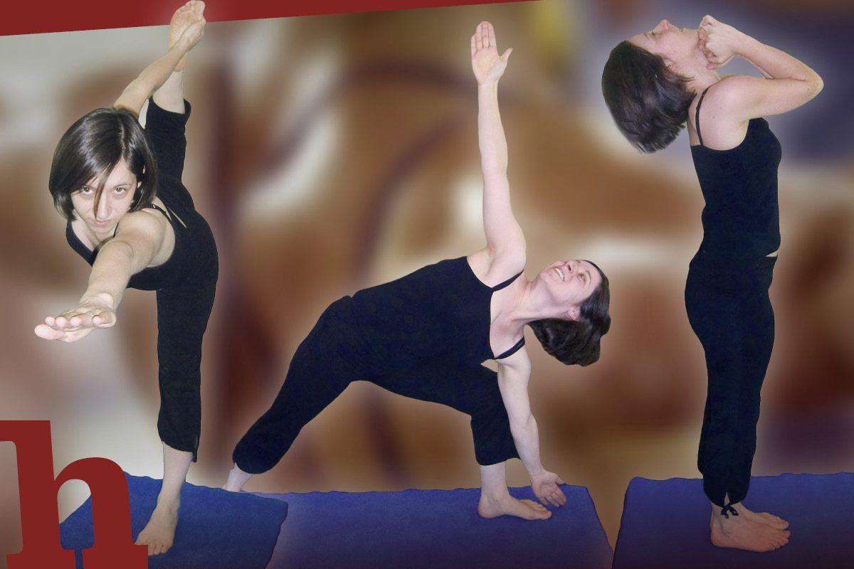 Bikram Yoga Test: So viel Spaß macht Yoga bei 40 Grad