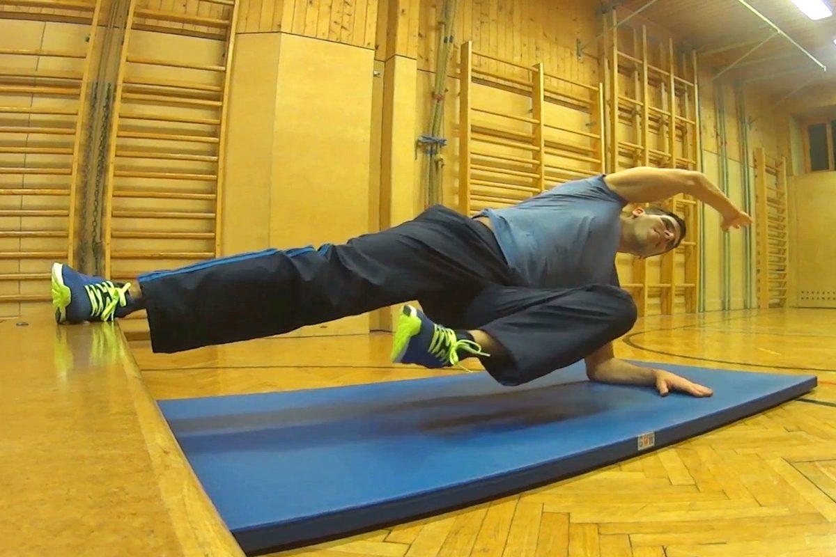 Core Training Kurs in Wien – tolle Übungen für Fortgeschrittene