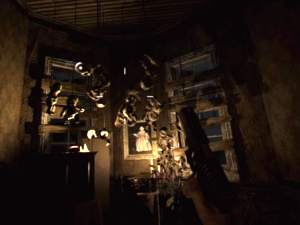 Resident Evil 7 durchgezockt Test Review VR Spooky Helden der Freizeit heldenderfreizeit.com