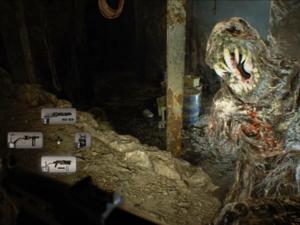 Resident Evil 7 durchgezockt Test Review VR Weapons Helden der Freizeit heldenderfreizeit.com