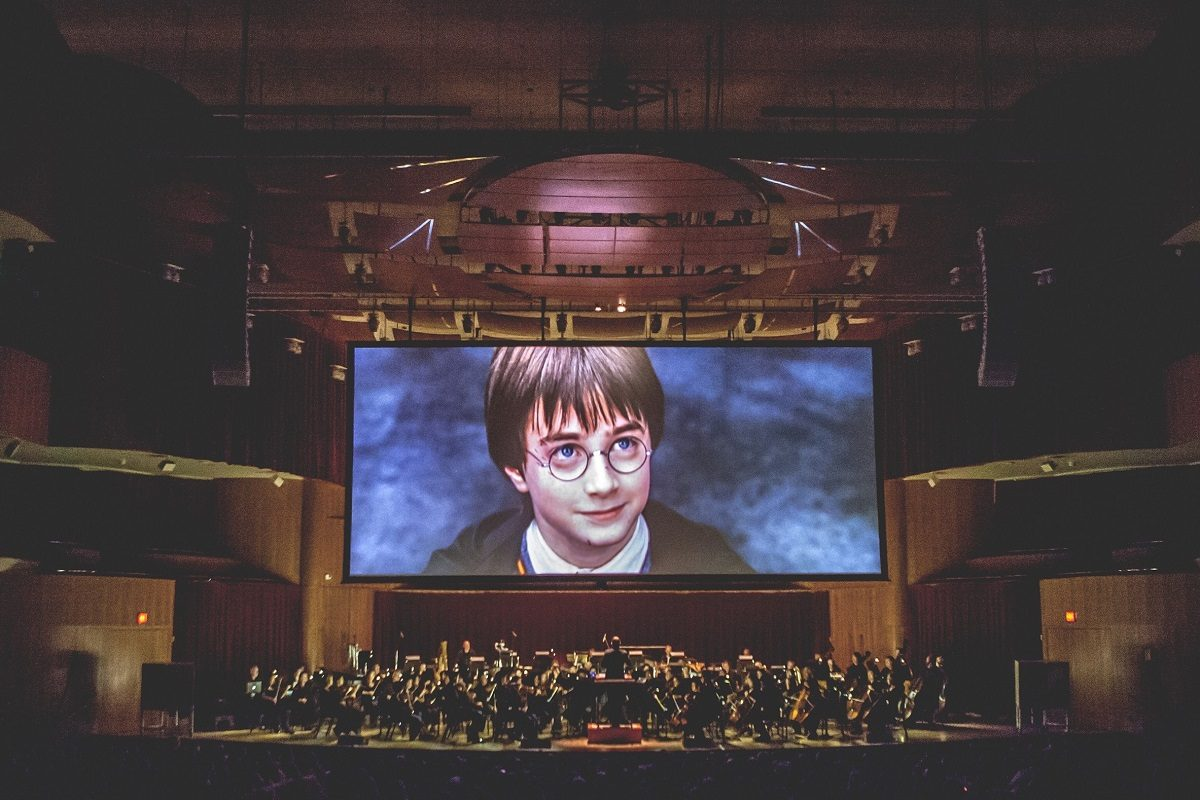 Harry Potter in Concert verzaubert Wien