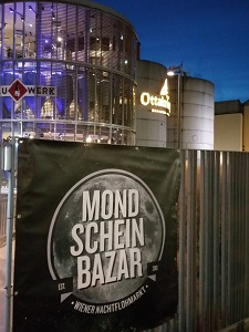Mondscheinbazar Ottakringer Brauerei Flohmarkt Wien heldenderfreizeit.com Helden der Freizeit