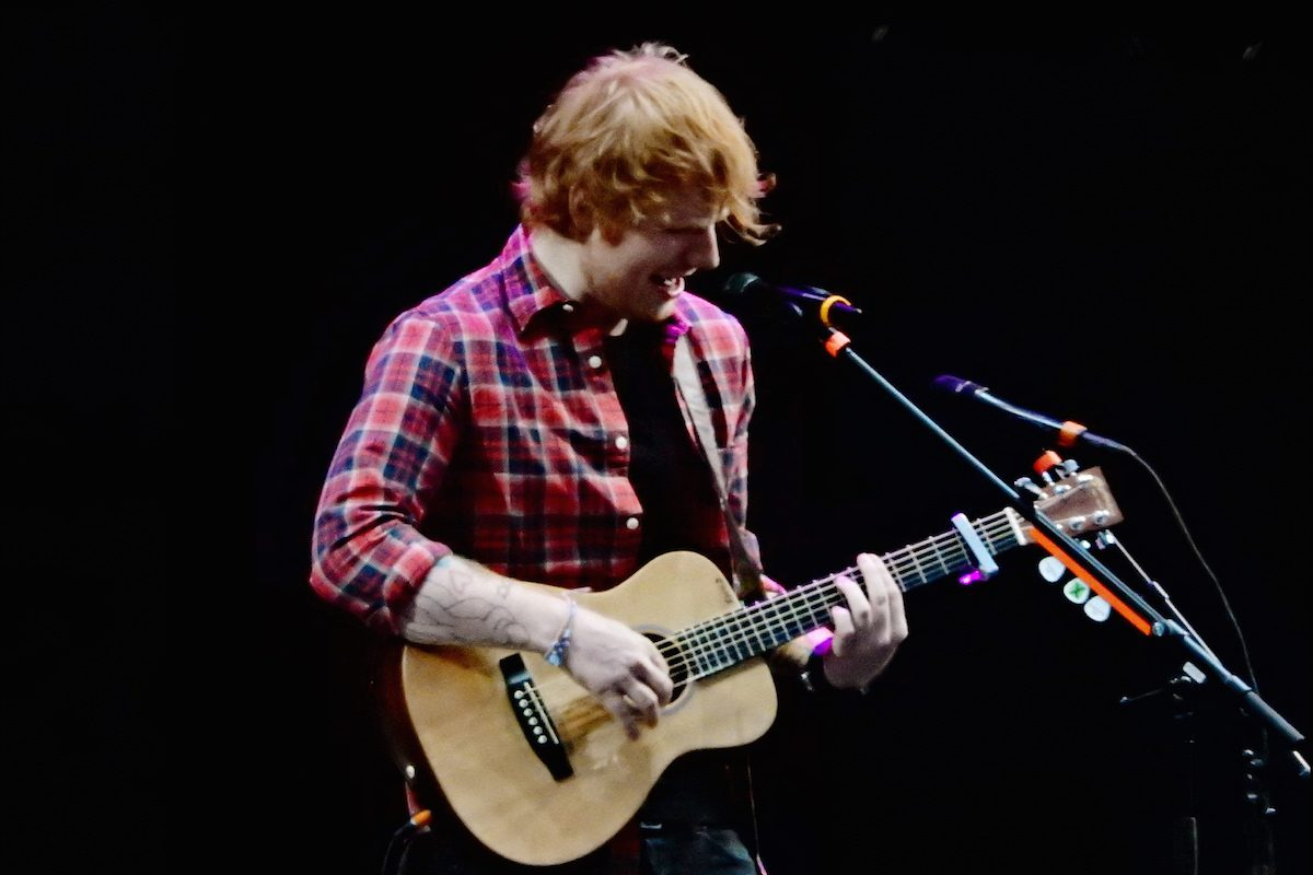 Ed Sheerans neues Album Divide ab jetzt erhältlich
