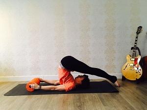 Yin Yoga, Blackroll, Übungen, Faszienyoga, Faszientraining