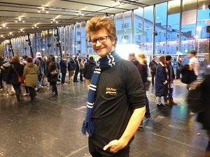 Harry Potter Konzert, Harry Potter in concert, Harry Potter, Konzert, Wien, Erfahrungsbericht, Kritik, Wiener Stadthalle