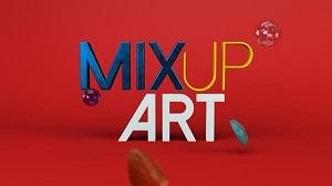 Mix Up Art Logo Sky Arts HD Wolfgang Flatz Christine Neubauer