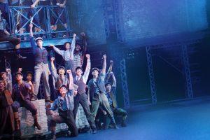 Broadway-Hit Newsies am Sonntag im Kino