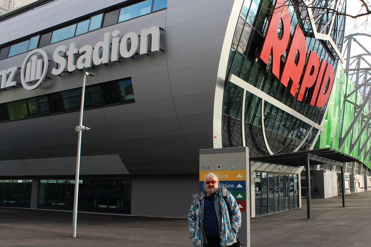 Rapid Stadiontour: Das Rapideum in neuem Gewand