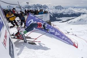 Ski-WM 10 Facts St. Moritz 2017 Startbereich Freier Fall