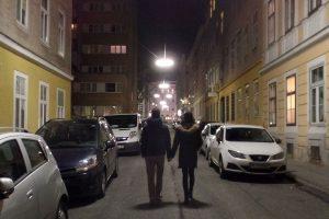 Valentinstag auf romantisch: Spazier durch das nächtliche Wien