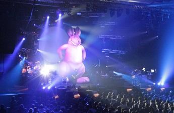 australian pink floyd show, wien, konzert, pink floyd, wiener stadthalle, best side of the moon, tour