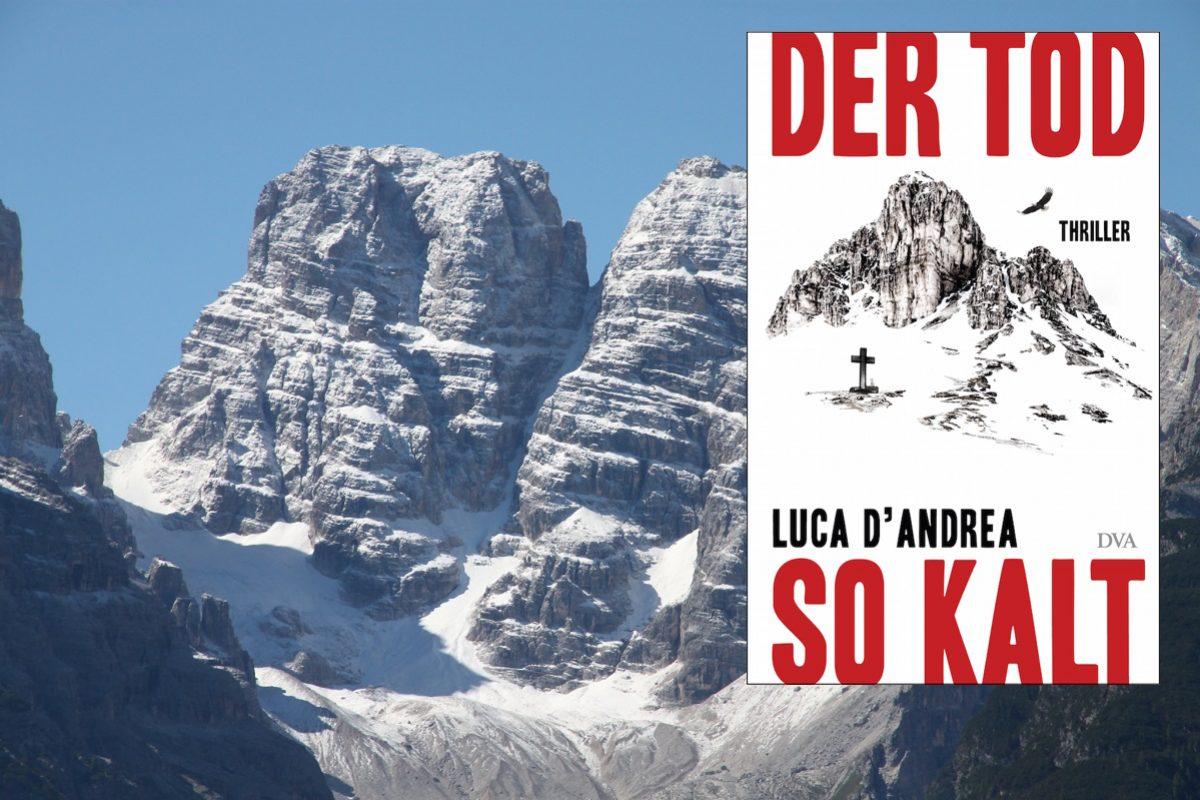 Buchtipp der Woche: Der Tod so kalt von Luca D'Andrea