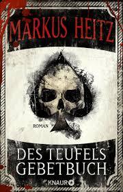 markus heitz, des teufels gebetbuch, thriller