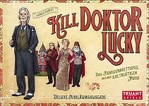 kill doktor lucky, gesellschaftsspiel, test