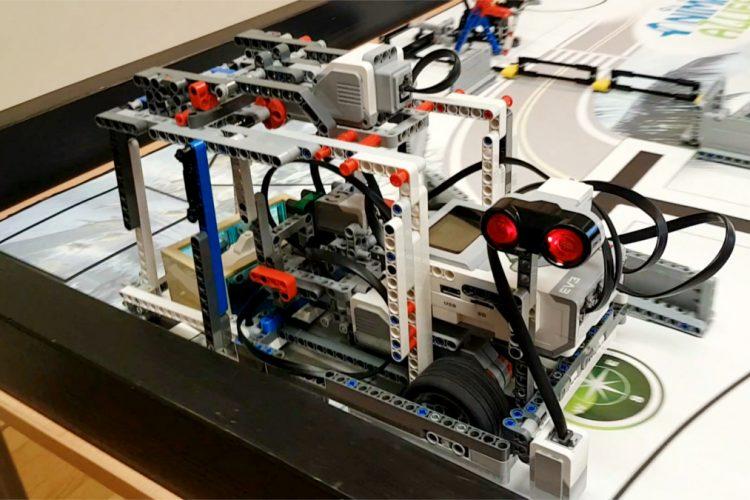 Lego-Wettbewerb: First Lego League – Olympia für Lego-Roboter