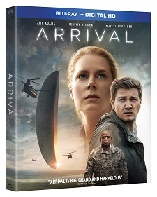 arrival blu-ray, features, blu-ray, extras, inhalt, features, science-fiction, arrival