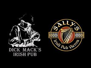 irish pubs wien, dick macks, sallys, beste irish pubs, wien, top irish pubs
