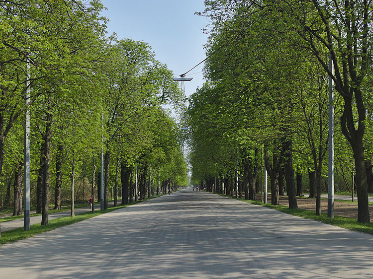 Praterallee