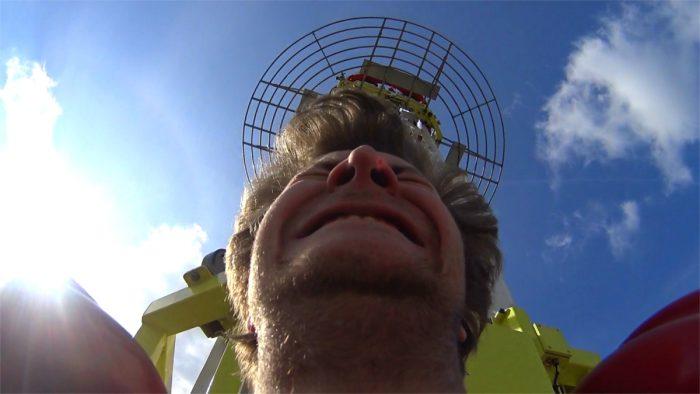 wiener freifallturm, freifallturm, wien, test, video, free fall tower, vertical drop, neue attraktion
