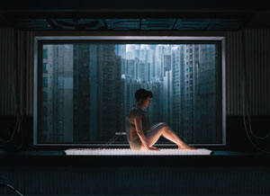 ghost in the shell, ghost in the shell kinostart, scarlett johansson film 2017, anime, manga-verfilmung, kinostart, österreich, filmstarts österreich