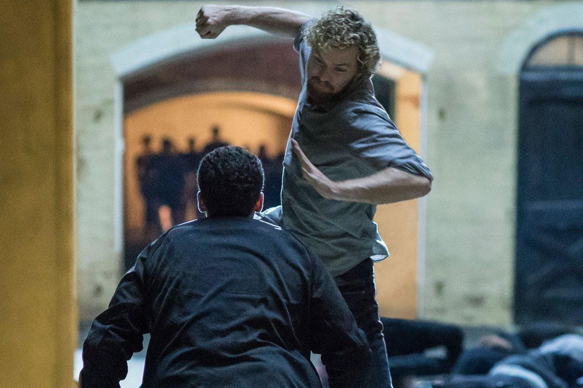 Serienstart von Marvels Iron Fist – Superheld oder Prügelknabe?