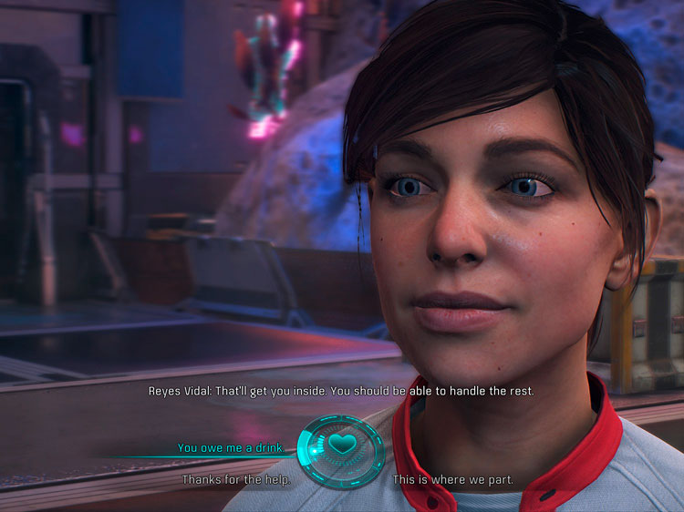 mass effect andromeda, planeten,mass effect andromeda test, action-rollenspiel, gameplay, grafik, story, fazit, ps4 pro, screenshot, mass effect, multiplayer, dialoge
