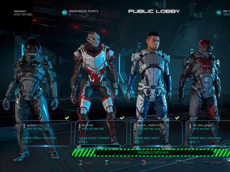 Mass Effect Andromeda Der Action Rollenspiel Kracher Im Test