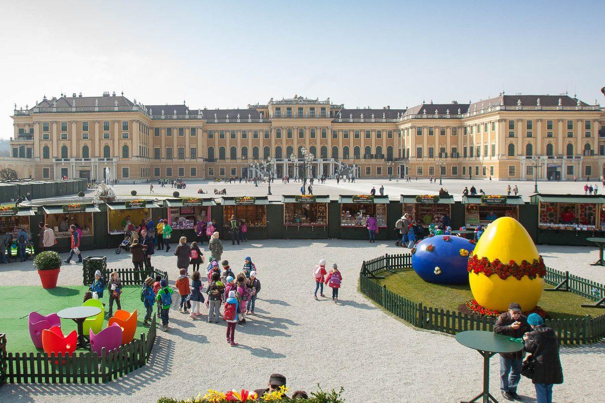 Auf zur Eier-Feier! Zwei tolle Wiener Ostermärkte im Check