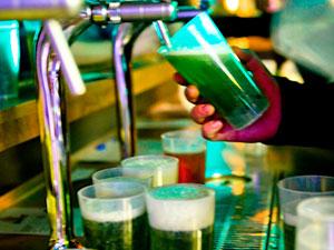 st patricks day wien, green beer, irish pub, st. patricks day, events, wien