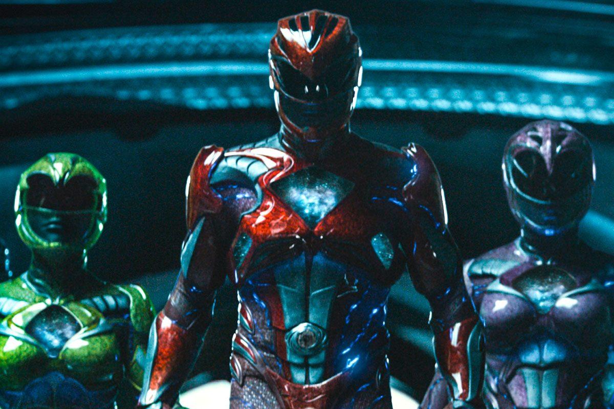 Saban's Power Rangers – die kunterbunten Superhelden sind zurück