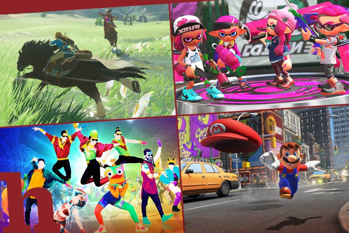 Zelda & Co.: Das sind die besten Nintendo Switch Spiele