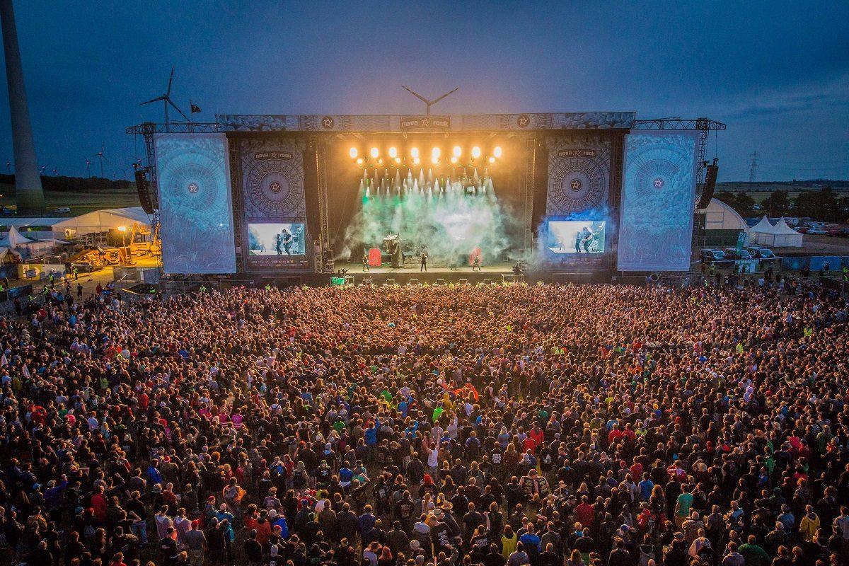 Musikfestivals in Österreich – Das sind die Open-Air-Highlights 2017