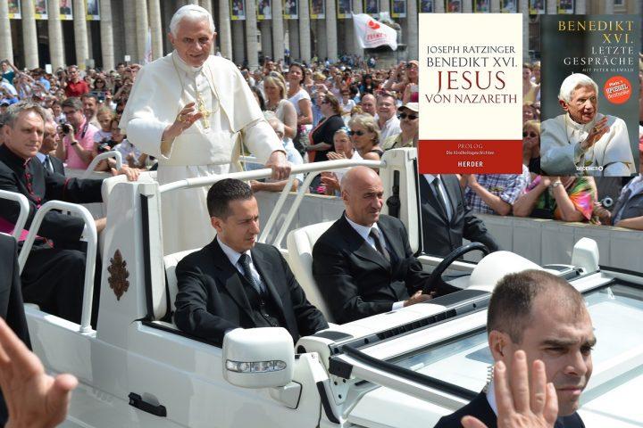 Joseph Ratzinger Bücher – Benedikt XVI. und seine irdischen Bestseller