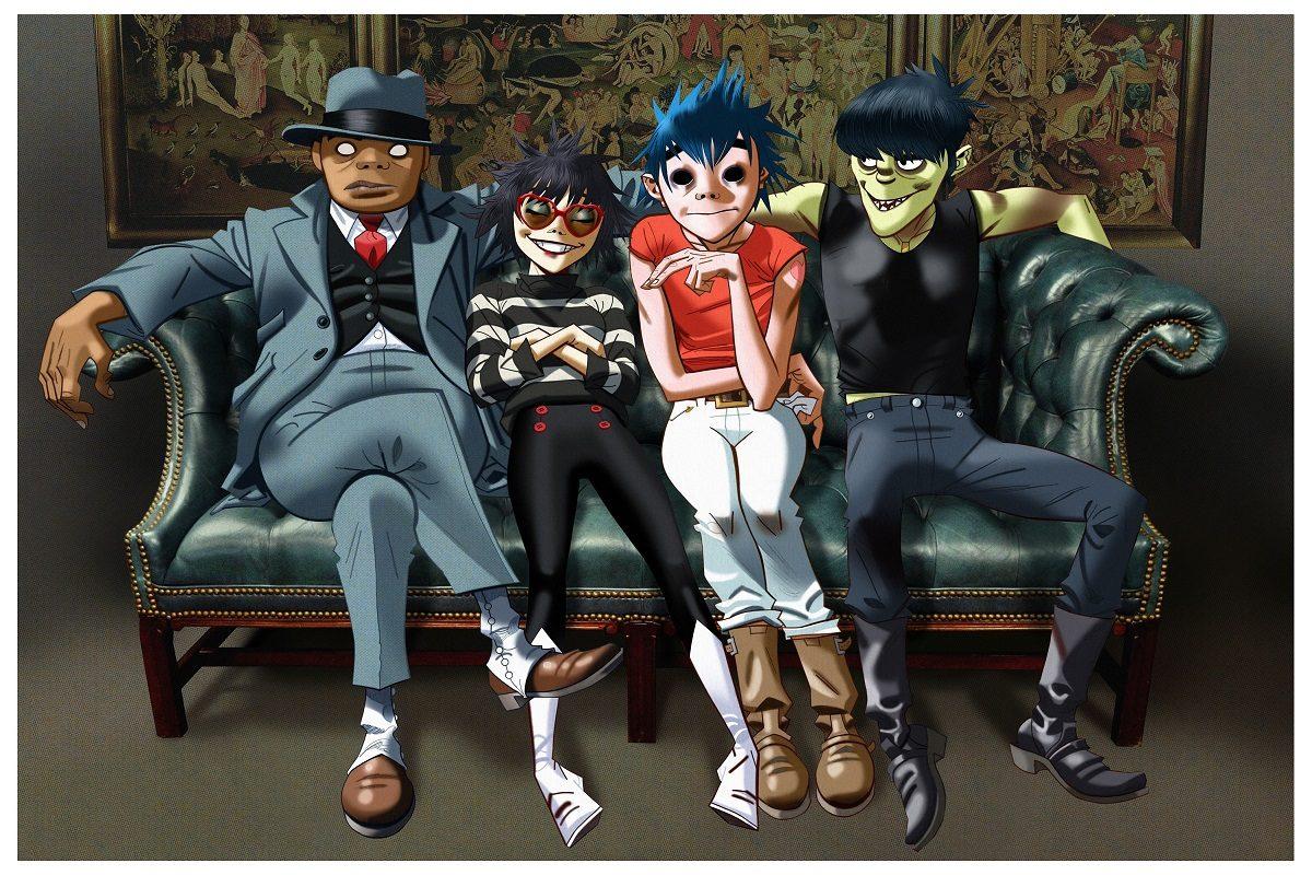 Neues Gorillaz Album Humanz: Die Comicband ist endlich zurück!