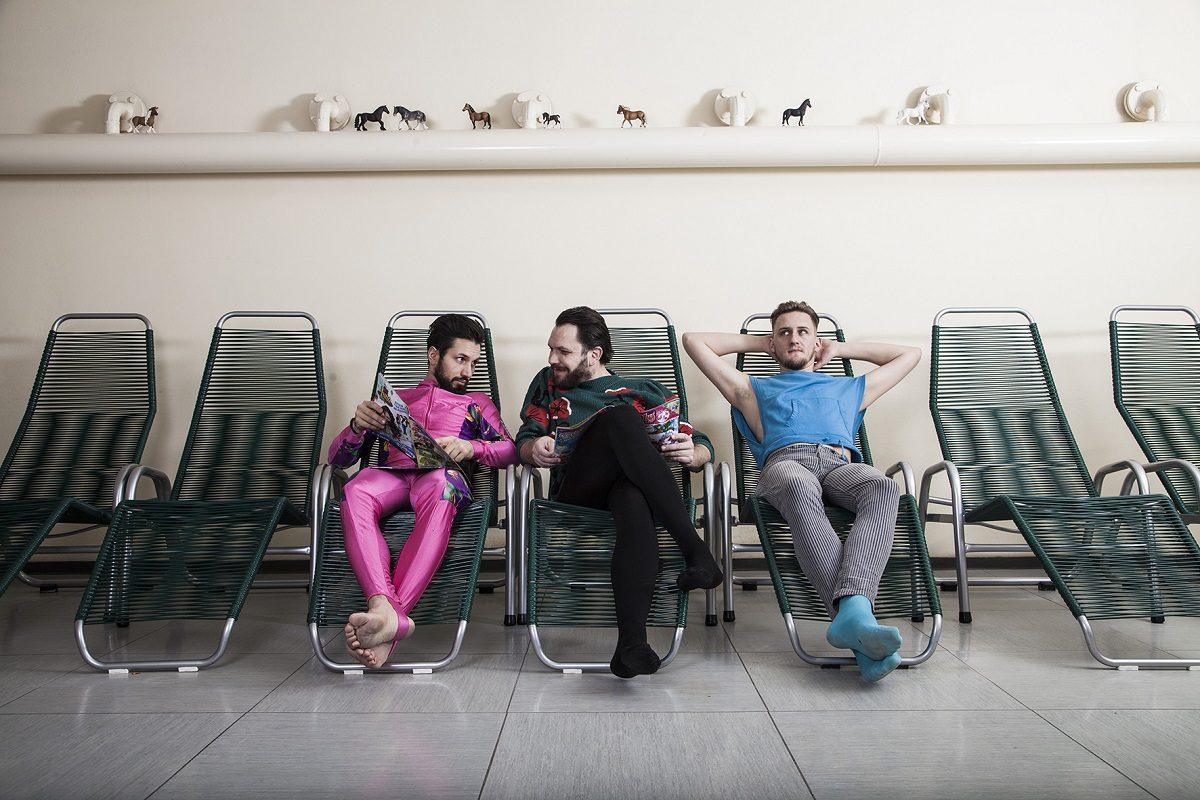 Julian und der Fux Konzert: Elektro Pop vom Feinsten im The Loft