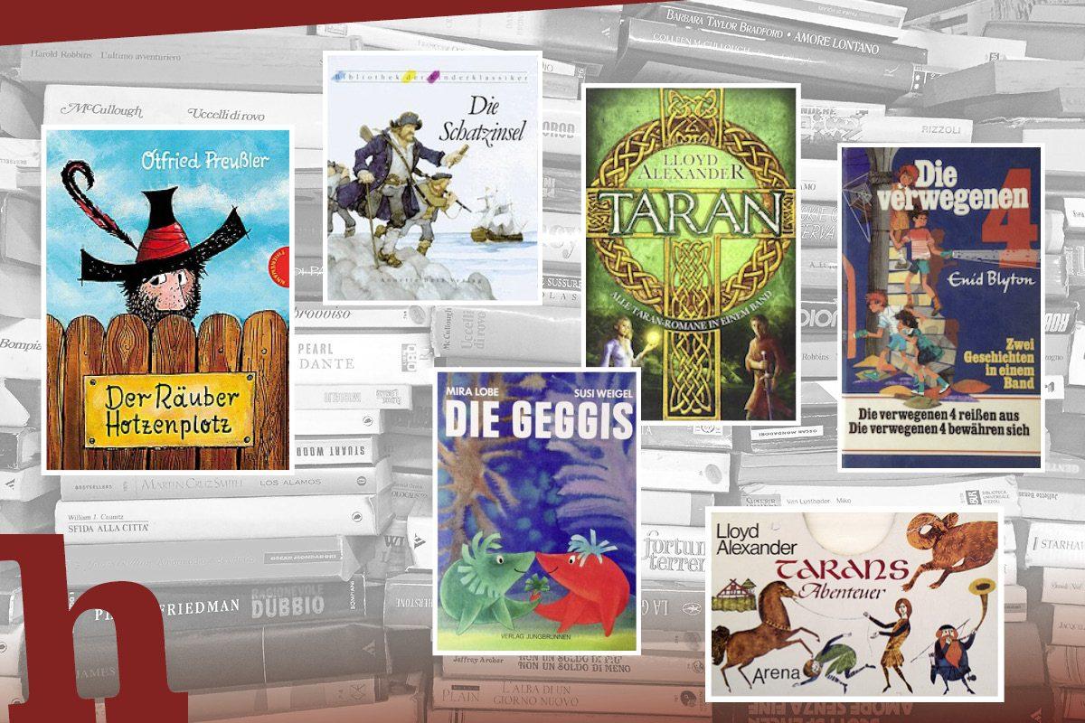 Kinderbuch-Klassiker: 5 wahre Leseschätze zum Kinderbuchtag!