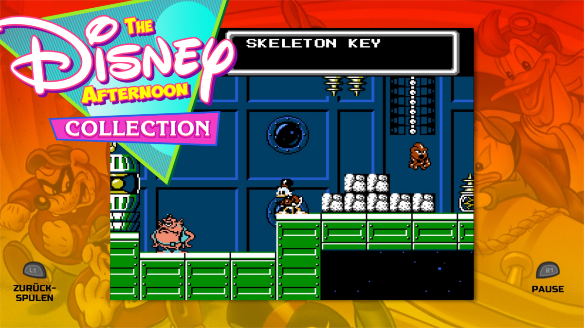 disney afternoon collection, disney afternoon collection im test, test, duck tales, retro-spiele, nes-klassiker, fazit