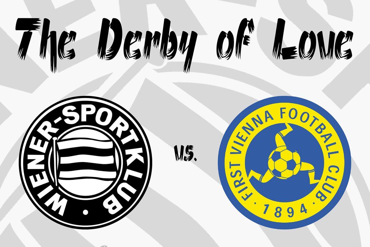 Sportclub – Vienna: 4 Gründe, das Derby of Love zu lieben
