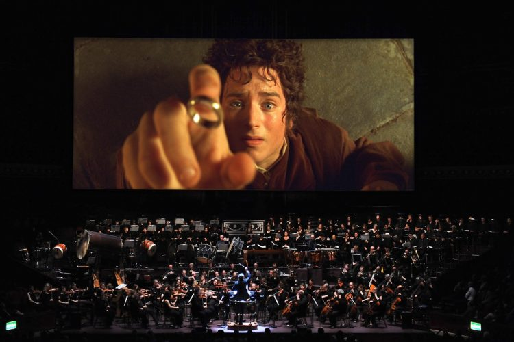 Herr der Ringe in Concert – ein Orchester als Frodos Gefährte in Wien