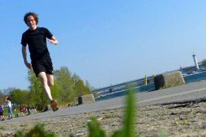 Die schönsten Wiener Laufstrecken auf Asphalt