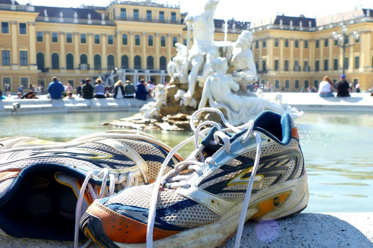 Die schönsten Laufstrecken in Wien: Der Sightseeing-Run