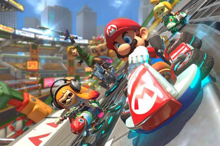 Mario Kart 8 Deluxe – Das zweite Kaufargument für die Nintendo Switch