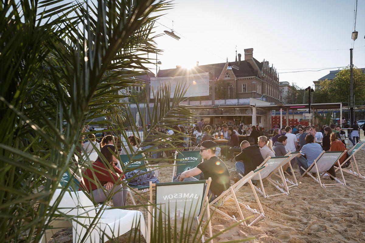Sand in the City 2017 in Wien – Sommer, bitte kommen!