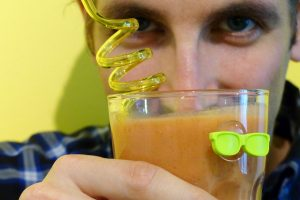 Gojibeeren-Smoothie mit Apfel: Volle Power für dein Immunsystem!