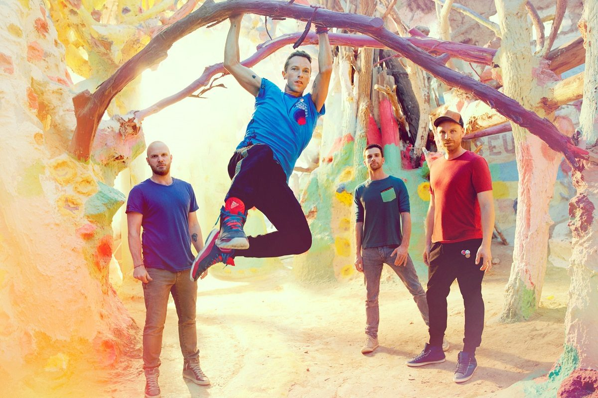 Coldplay Konzert Wien – mit diesen Songs rocken sie das Happel-Stadion
