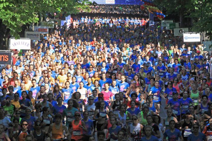 Frauenlauf in Wien: Alle Infos und warum er sich auch für Männer lohnt
