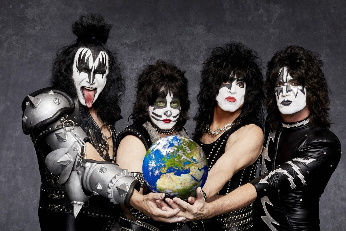KISS live in der Stadthalle: Rock and Roll all nite in Wien
