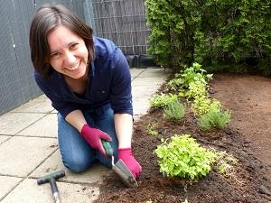 kraeutergarten, gartenanfaenger, kraeuter, tipps, standort, auswahl, anlage, zeitpunkt, pflege, pflanzen, kraeutergarten anlegen, anlegen
