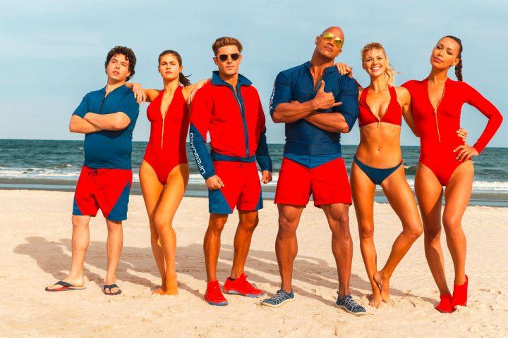 Baywatch Kinofilm – Seichte Unterhaltung mit vollem Körpereinsatz