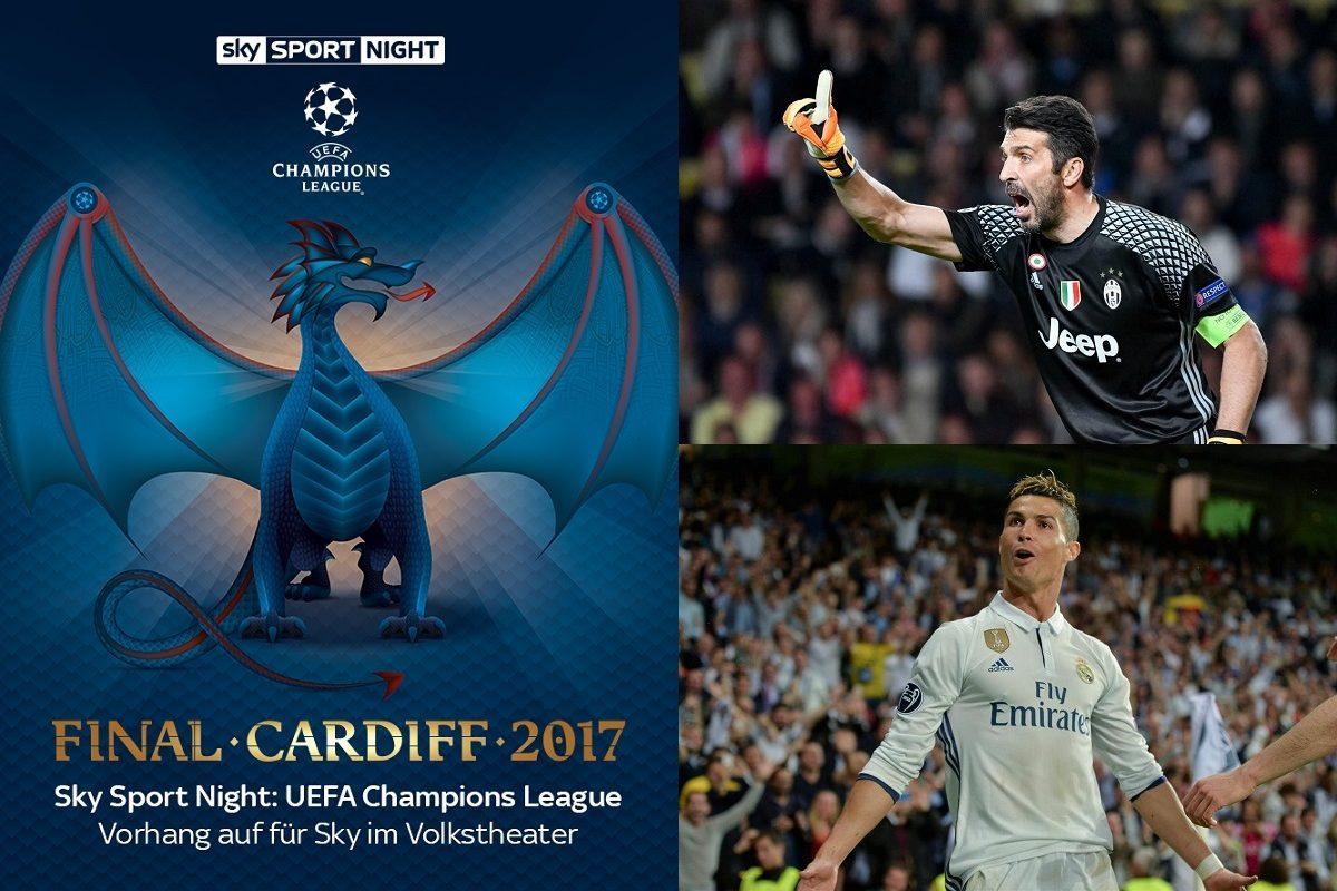 Traumfinale im Theater! Gewinn Karten für die exklusive Sky Sport Night